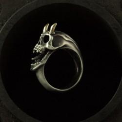 Skull Ring Firestarter