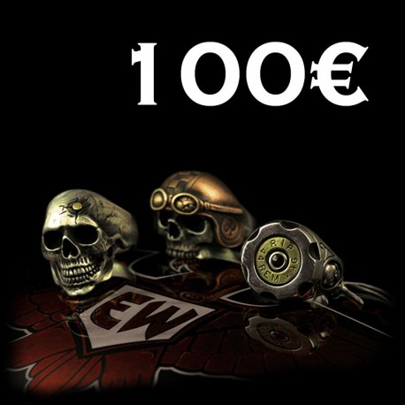 EISENWERK-forever Gift Voucher 100€