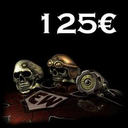 EISENWERK-forever Geschenkgutschein 125€