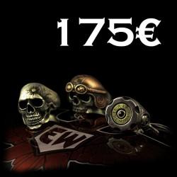EISENWERK-forever Gift Voucher 175€