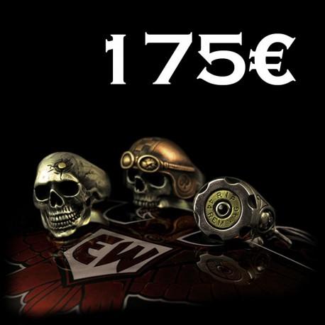 EISENWERK-forever Geschenkgutschein 175€