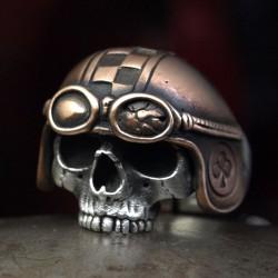 Skull Ring Racehead