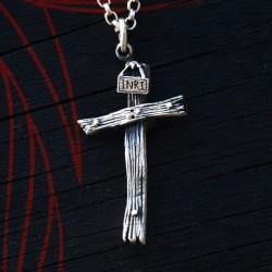 Kreuz Anhänger GOLGOTHA