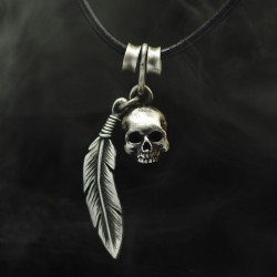 Skull Pendant VOODOO